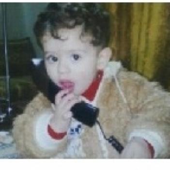 احمد شريف طفل خطئية